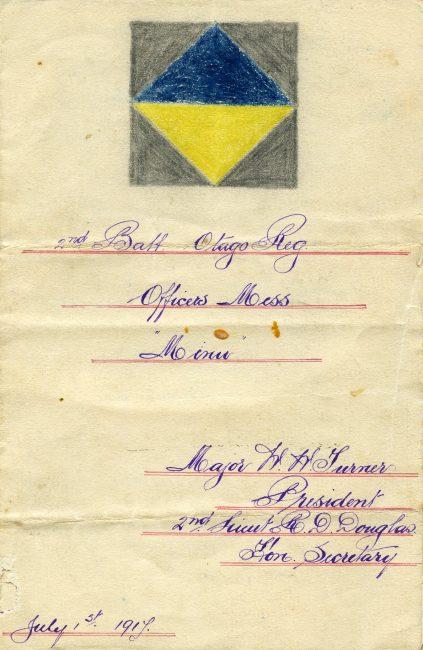 1st July 1917